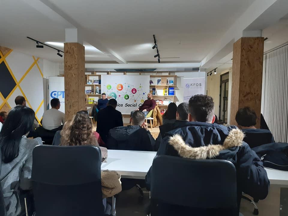 Interaktivno predavanje o turističkoj punudi Gračanice i novom projektu Turističke organizacije Gračanica.