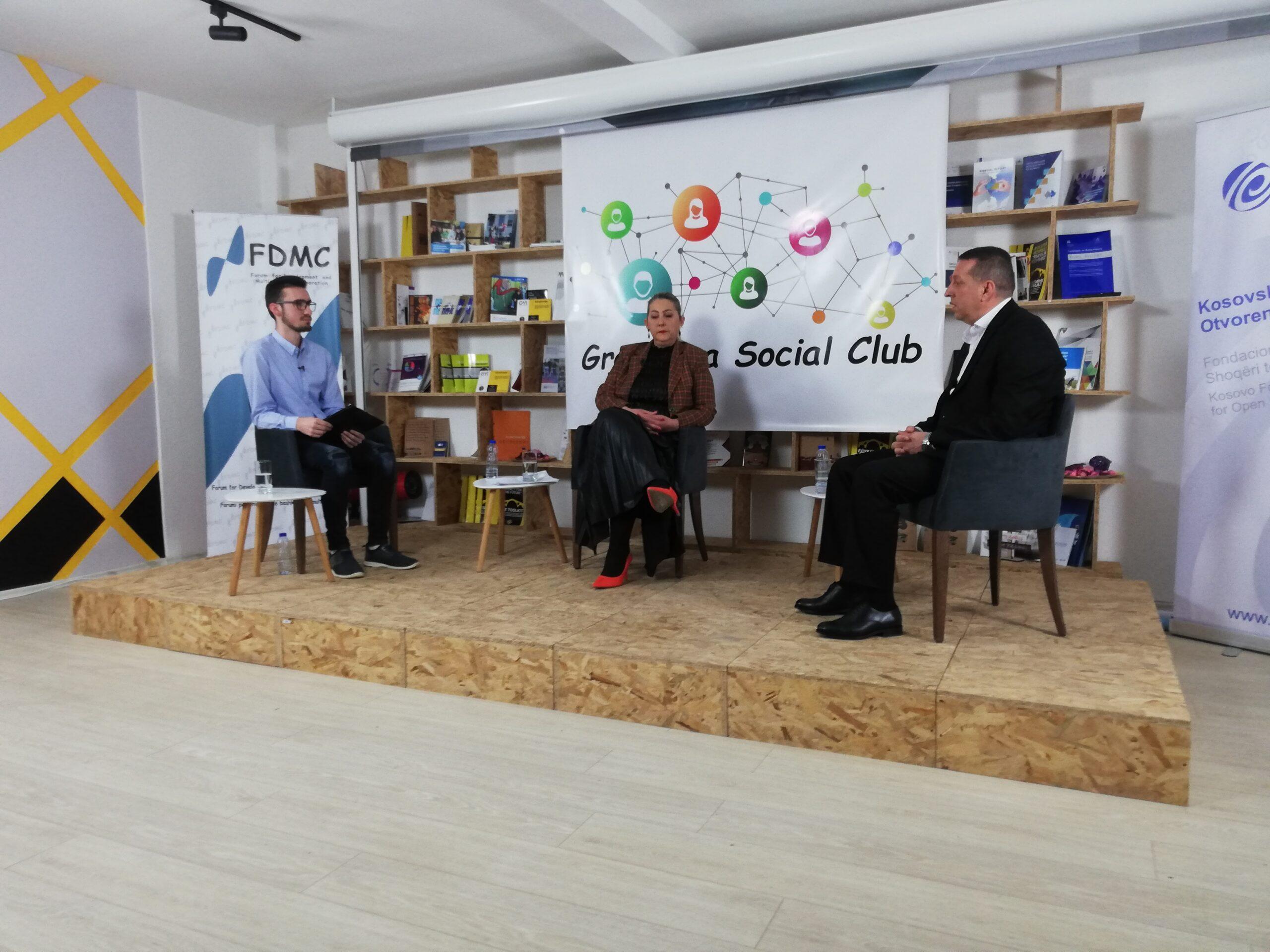 Gračanica Social Club – Stanje u opštinama