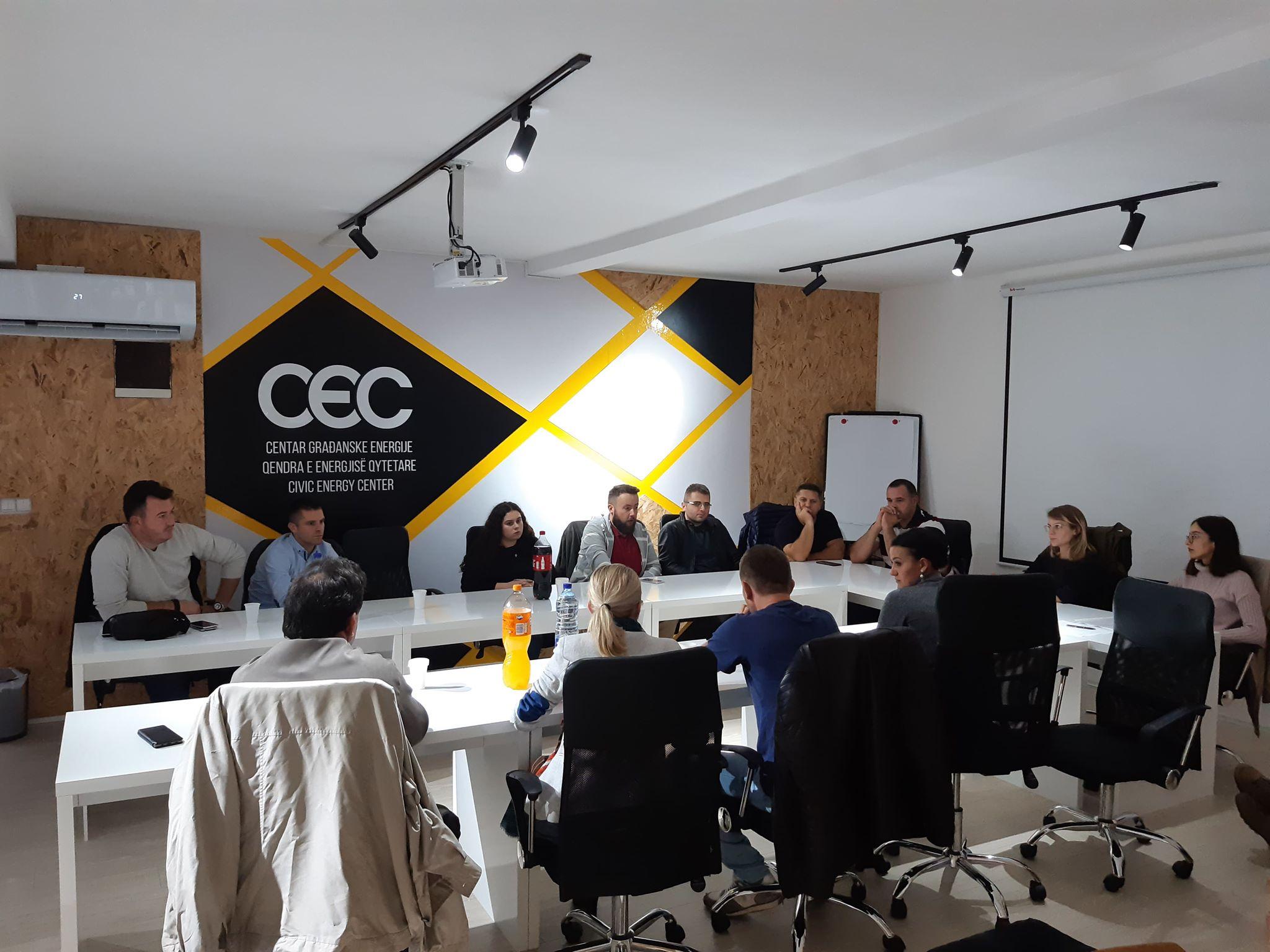 Fokus grupa sa Srbima sa centralnog Kosova