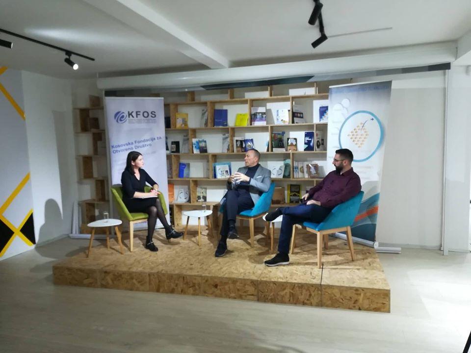 """New social initiative iz Leposavica u partnerstvu sa RTV MIR snimila TV emisiju pod nazivom """"Demaskiranje razgraničenja duž etničkih linija: prednosti i posledice""""."""